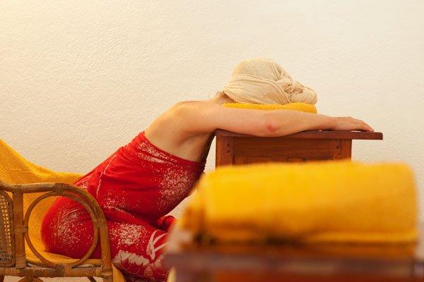 ayurveda behandlung im surya lanka ayurveda resort