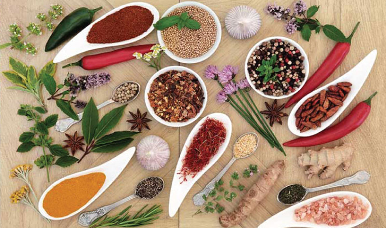06 IMMUNE BOOSTING AYURVEDIC HERBS / SPICES