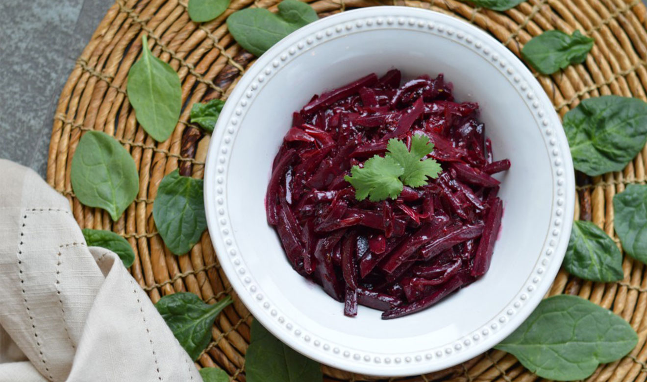 BEETROOT CURRY – A SRI LANKAN CLASSIC