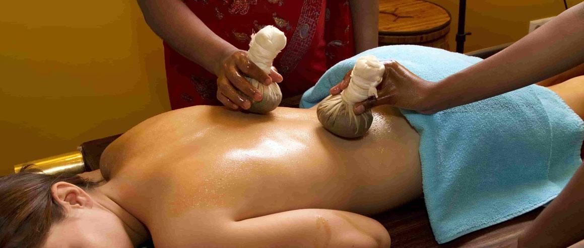 Ayurveda behandlings programmer